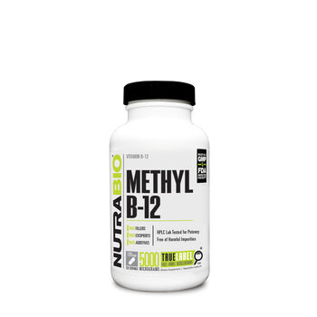 Methyl B-12 | GNC