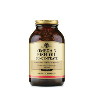 Omega 3 Fish Oil Concentrate | GNC