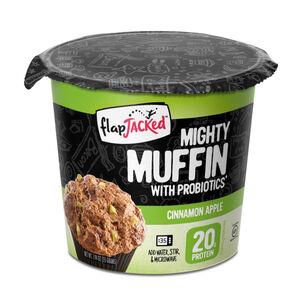Mighty Muffin - Cinnamon AppleCinnamon Apple | GNC
