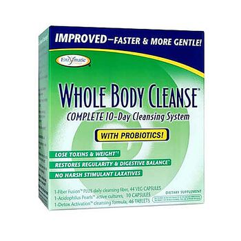 Enzymatic Therapy™ Whole Body Cleanse | GNC