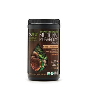 Organic Fermented Medicinal Mushrooms Drink Mix - Citrus | GNC