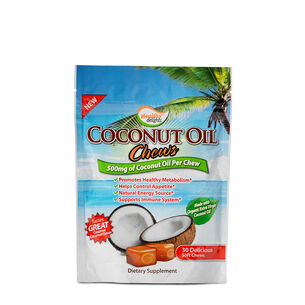 Coconut Oil Chews | GNC