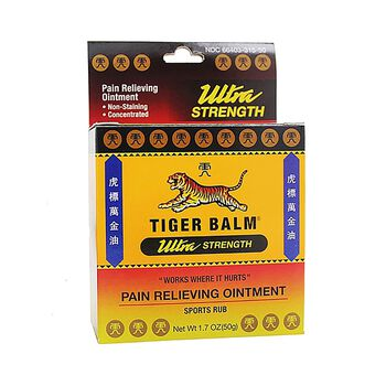 Ultra Strength Pain Relieving Ointment | GNC
