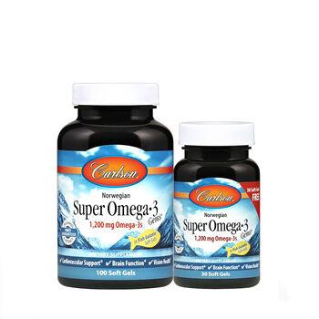 Super Omega-3 Gems® 500 mg EPA & DHA | GNC