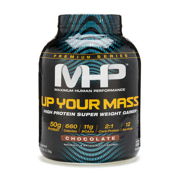 Up Your Mass - ChocolateChocolate | GNC