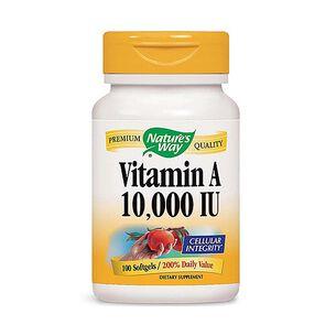 Vitamin A 10,000 IU | GNC