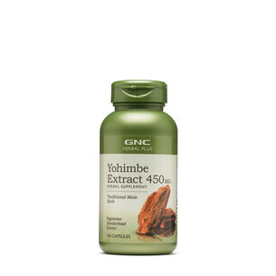 Yohimbe Extract 450 mg | GNC