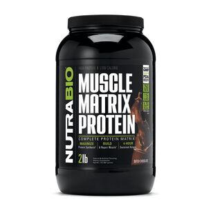 Muscle Matrix Protein - Dutch ChocolateDutch Chocolate | GNC
