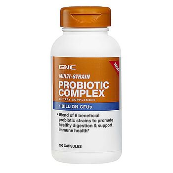 Multi-Strain Probiotic Complex - 1 Billion CFUs | GNC