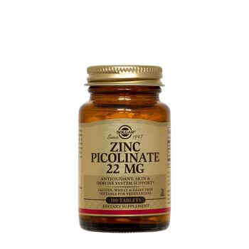 Zinc Picolinate 22mg | GNC