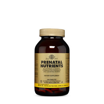 Prenatal Nutrients | GNC