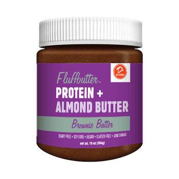 Fluffbutter™ Protein + Almond Butter - Brownie ButterBrownie Butter | GNC