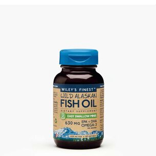 Wild Alaskan Fish Oil Easy Swallow Minis | GNC