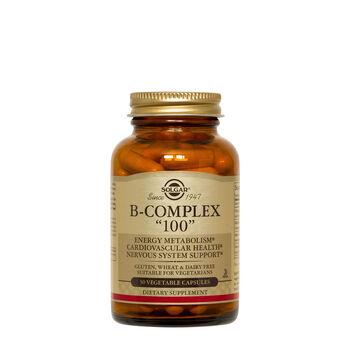 "B Complex ""100"" | GNC"