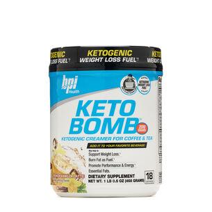 Keto Bomb™ - French Vanilla Latte | GNC