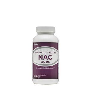 N-Acetyl-L-Cysteine NAC 600 mg | GNC