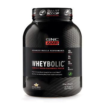 Wheybolic™ - Natural VanillaNatural Vanilla | GNC