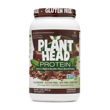 Plant Head™ Protein - ChocolateChocolate | GNC