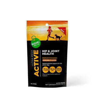 Ultra Mega Active - Hip & Joint Health - Chicken Flavor | GNC