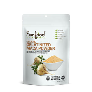 Organic Gelatinized Maca Powder | GNC