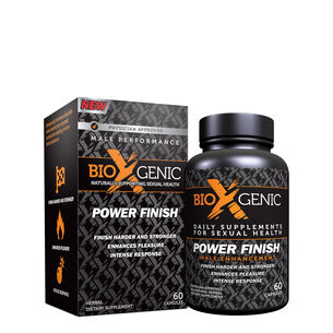 Power Finish | GNC