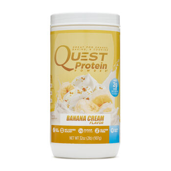 Powder - Banana CreamBanana Cream | GNC