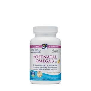 GNC Nordic Naturals Postnatal Omega-3