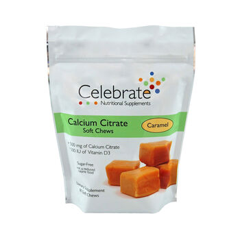 Calcium Citrate Soft Chews - CaramelCaramel | GNC