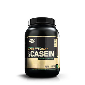 Gold Standard 100% Casein™ - Chocolate Creme | GNC