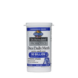 Dr. Formulated Probiotics Once Daily Men's | GNC