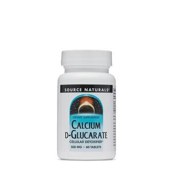 Calcium D-Glucarate | GNC