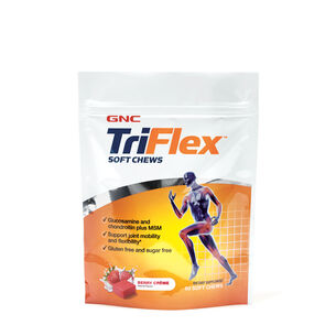 TriFlex™ Soft Chews - Berry Creme | GNC