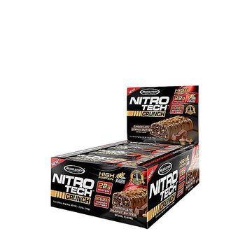 Nitro-Tech® CRUNCH - Chocolate Peanut ButterChocolate Peanut Butter | GNC