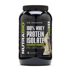 100% Whey Protein Isolate - Alpine VanillaApline Vanilla | GNC