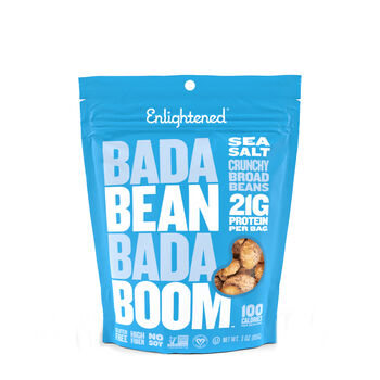 Roasted Broad Bean Crisps - Sea SaltSea Salt | GNC
