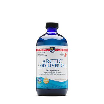 Arctic Cod Liver Oil - StrawberryStrawberry | GNC