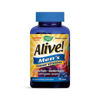 Alive!® Mens - Gummy Vitamins | GNC