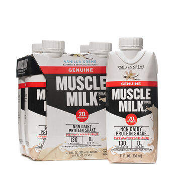 Muscle Milk® - Vanilla CremeVanilla Creme | GNC