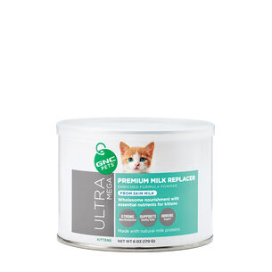 Ultra Mega Premium Milk Replacer for Kittens | GNC