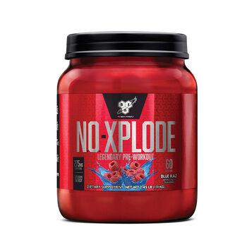 N.O.-XPLODE® Pre-Workout Igniter - Blue RazBlue Raz   GNC