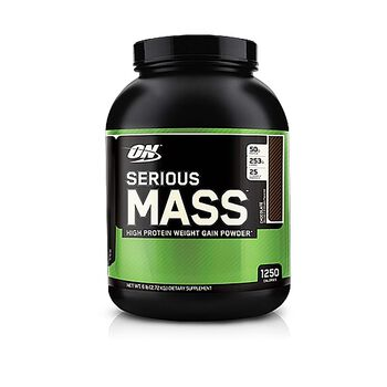 Serious Mass™ - ChocolateChocolate | GNC
