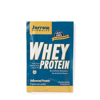 Whey Protein Packets - UnflavoredUnflavored   GNC