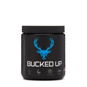 Bucked Up™ - Blue Raz | GNC