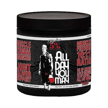 All Day You May - Fruit PunchFruit Punch | GNC