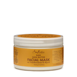 Raw Shea Butter Hydrating Facial Mask with Frankincense & Myrrh Extracts | GNC