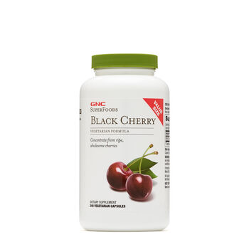 Black Cherry - VALUE SIZE | GNC