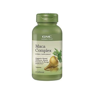 GNC Herbal Plus Maca Complex