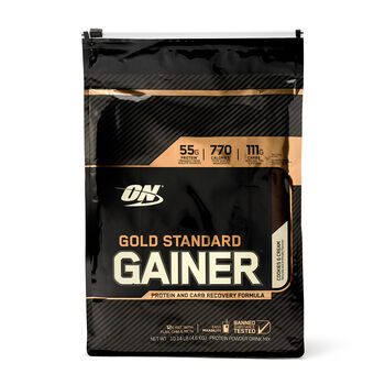 Gold Standard Gainer™ - Cookies and CreamCookies and Cream | GNC