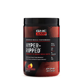 Hyper-Ripped - Strawberry LemonadeStrawberry Lemonade | GNC