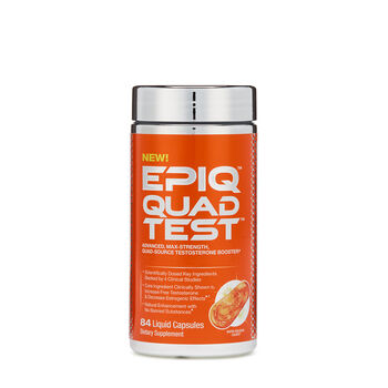 QUAD TEST™ | GNC